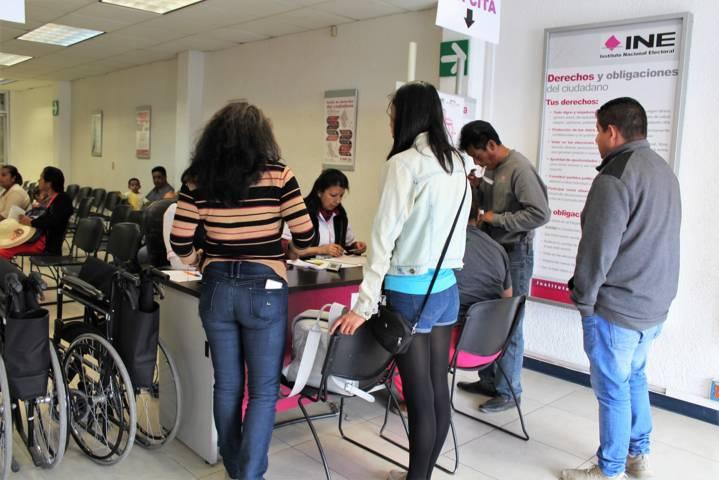 Este año caducan credenciales para votar 19: INE