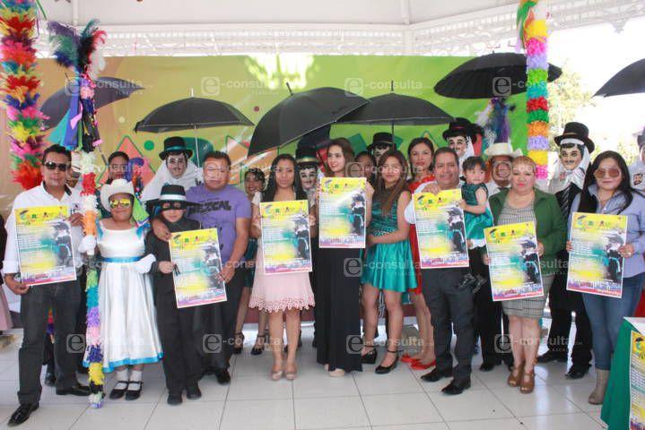 Del 5 al 10 de marzo llegan las fiestas Carnavalescas a Amaxac: Carin Molina