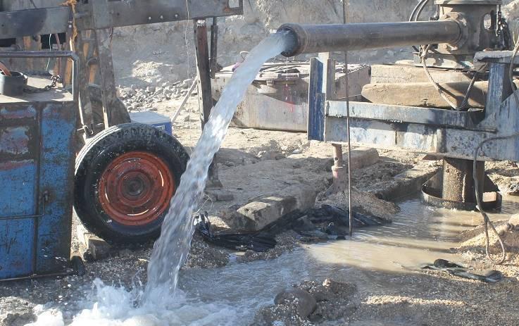 Con la suma de voluntades rehabilitaremos el pozo de Zimatepec: alcalde