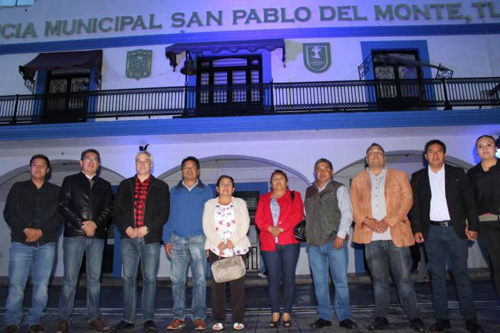 San Pablo del Monte se suma al Día Internacional contra la Trata de Personas