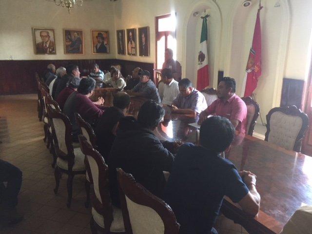 Transportistas llegan a acuerdos con autoridades de Chiautempan