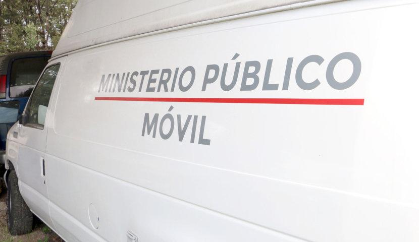 Despliega PGJE MP móvil durante Operativo Luciérnaga 2018