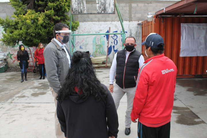 CEDH retorna a personas migrantes a su lugar de origen