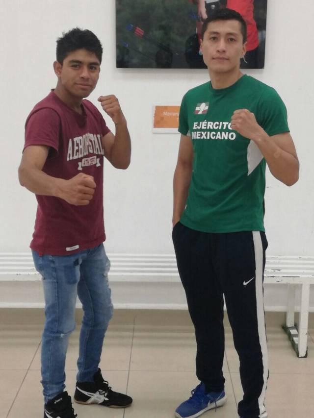Aseguran medalla tlaxcaltecas en Nacional de Primera Fuerza de box