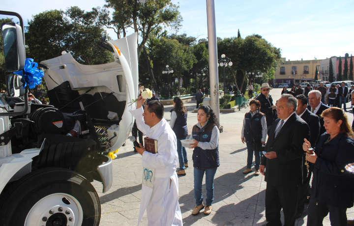 Amplía Capamh parque vehícular para mejorar servicio