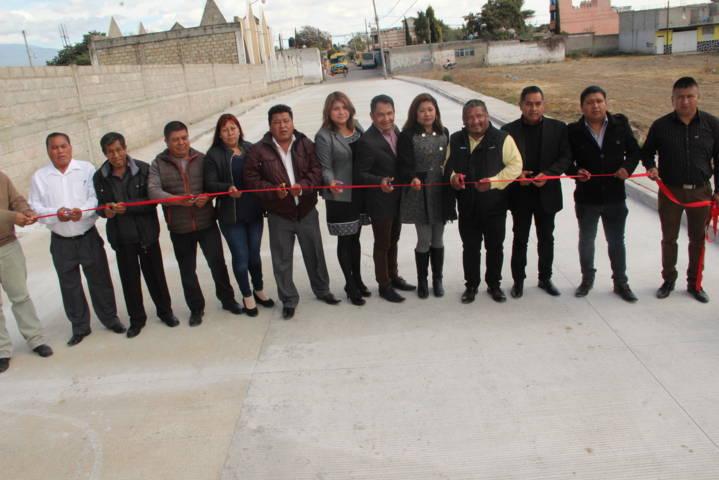 Con la suma de voluntades mejoramos la vialidad de la Morelos: alcalde