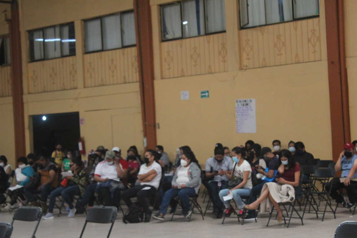Santa Cruz Tlaxcala recibirá segunda dosis de vacunación para personas de  30 a 39 AÑOS este martes