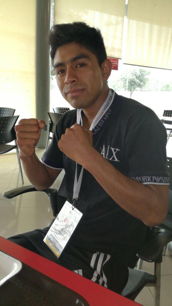 Avanza a la final boxeadores tlaxcaltecas en Nacional Elite