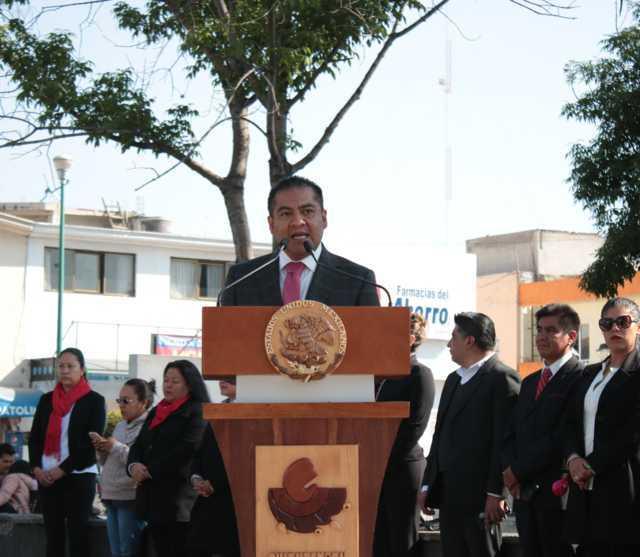 Héctor Domínguez se solidariza con paro nacional
