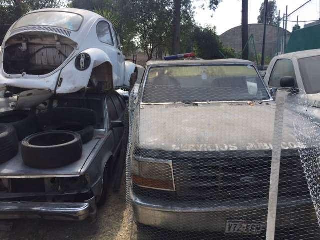 Propondrá Ayto. de Tlaxcala al Cabildo la baja de parque vehicular
