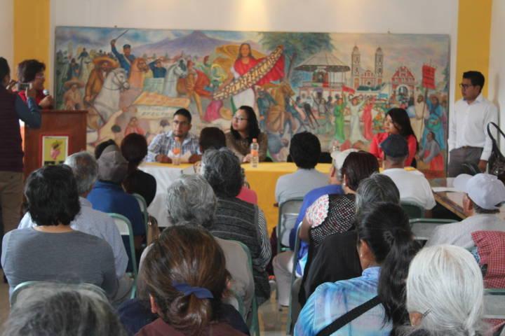 Badillo Jaramillo entregó aparatos funcionales a grupos vulnerables