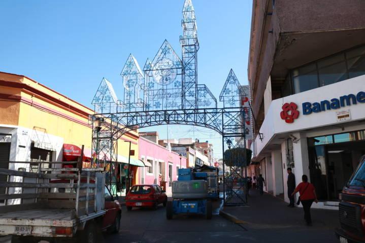 Listo el Festival Navideño de Santa Ana Chiautempan