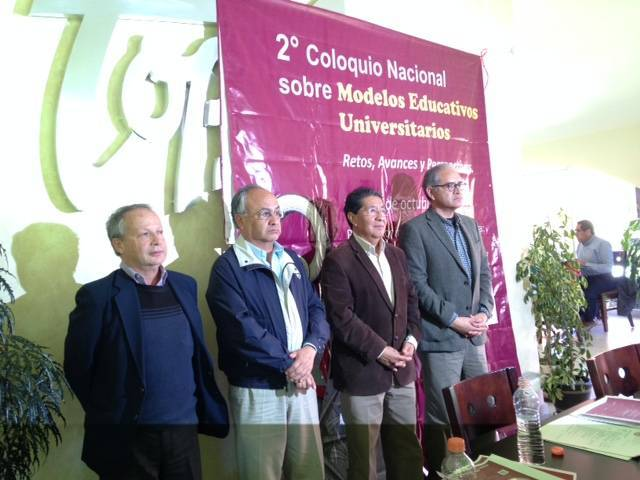 Presentan 2do coloquio nacional sobre modelos educativos universitarios