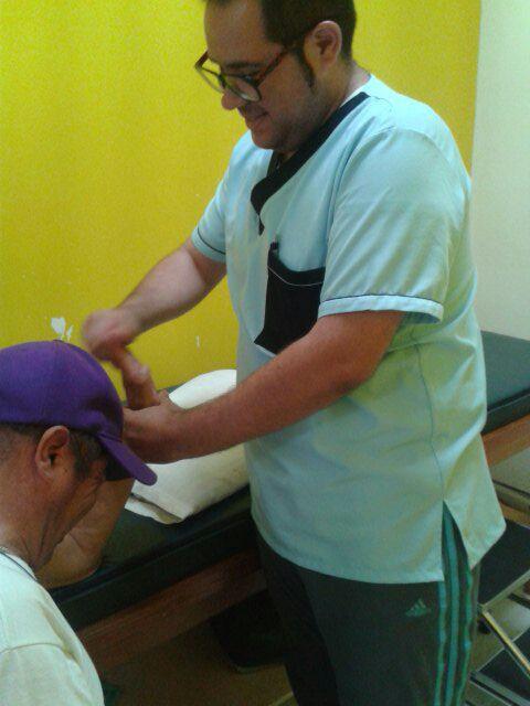 Brinda UBR de Huamantla  atención de calidad a personas de escasos recursos