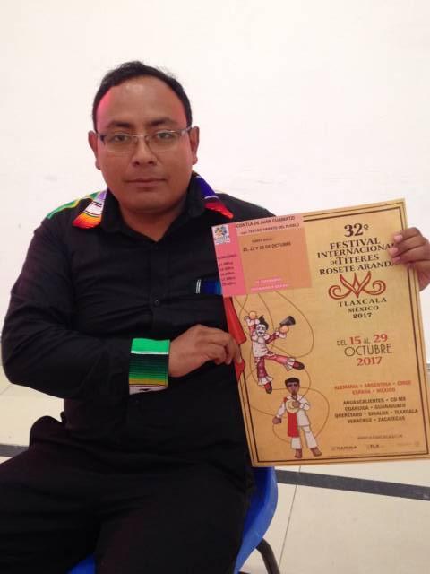 Llega festival  internacional del títere a Contla