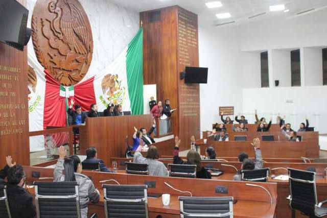 Aprueba Congreso presupuesto histórico para Tlaxcala