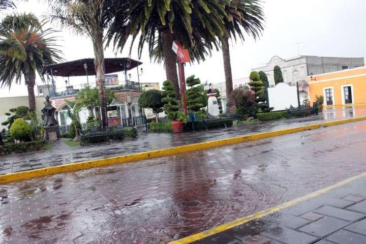 Saldo blanco por lluvias en Ixtacuixtla
