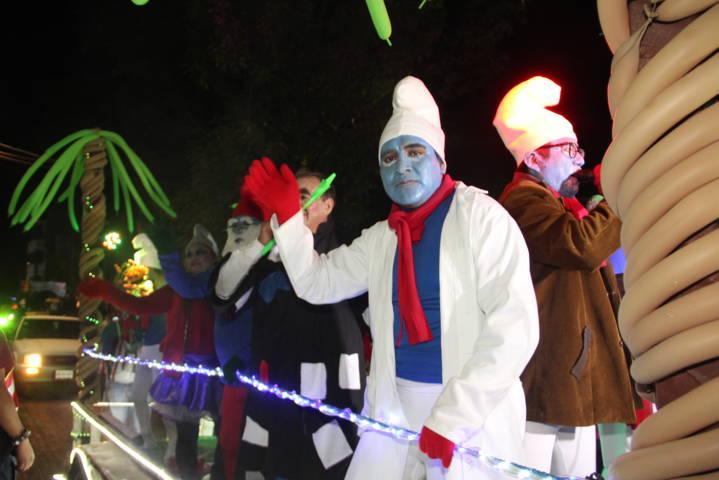 En este 2do Festival Navideño se desbordo la alegría y la diversión: alcalde