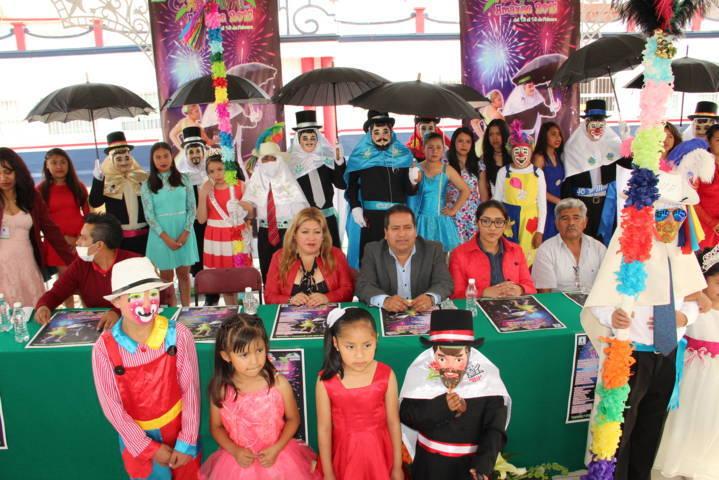 Ayuntamiento presenta carnaval 2018 Cultura y Tradición que nos Distingue