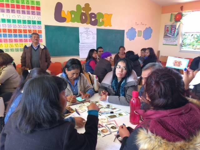 Fortalecen maestros de educación indígena sus herramientas de trabajo