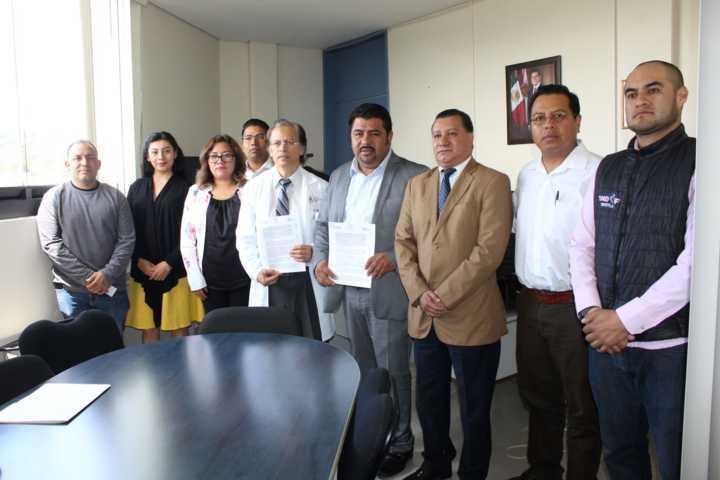 Gobierno de Lardizábal firmó convenio con Itaes en beneficio de los ciudadanos