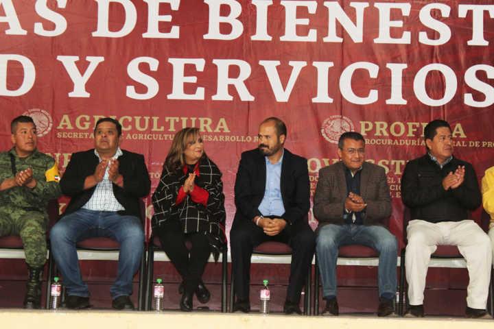 Programa Jornadas De Bienestar, Salud Y Servicios acude a Santa Cruz Tlaxcala