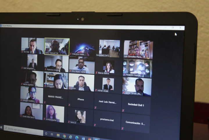 Participa Ombudsperson en la instalación de la red local de socialización
