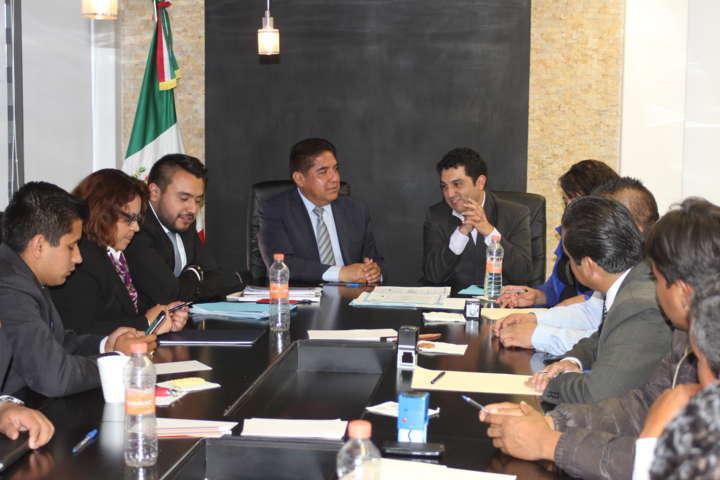 Inicia Ayuntamiento de Calpulalpan proceso de entrega-recepción