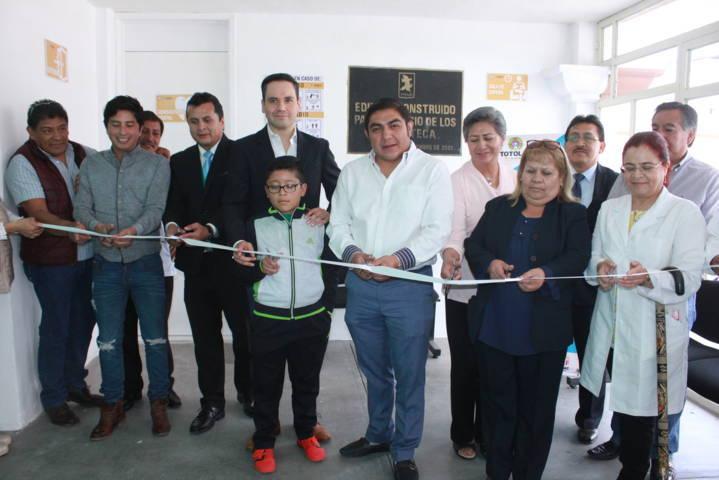 El nuevo módulo dental cuenta con las especificaciones de la COEPRIST: alcalde
