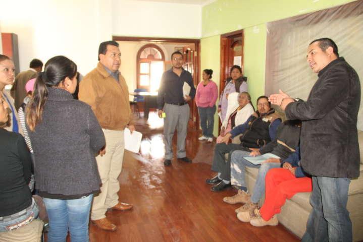 Herrera Vara implementa Día de Atención Ciudadana