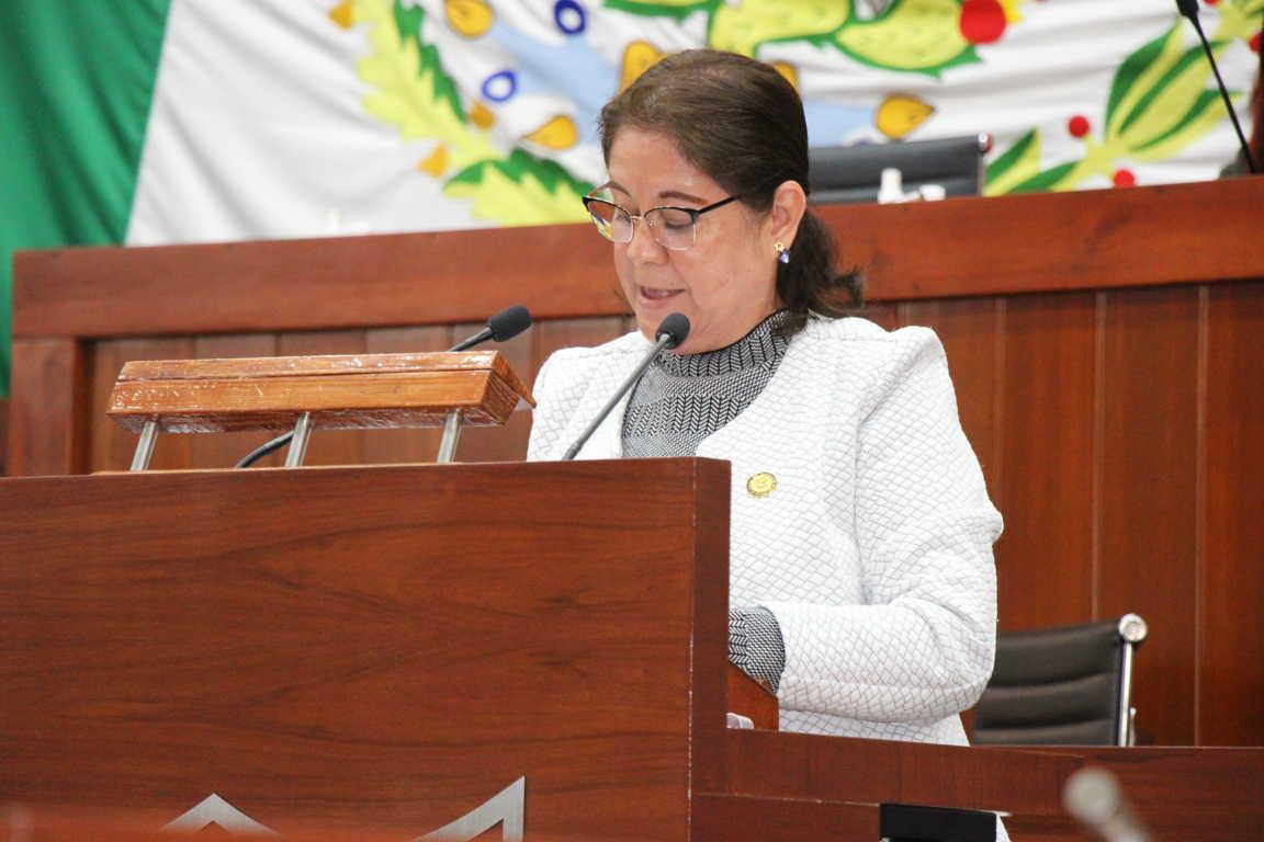 Propone Lourdes Montiel implementar las Tic´S como sistema opcional de impartición de justicia