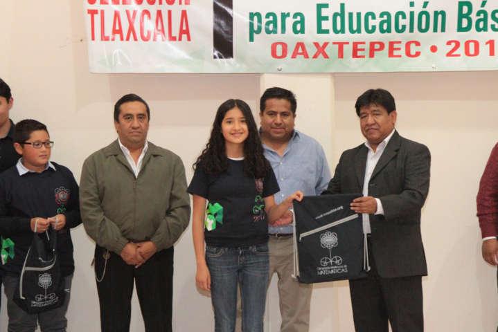 Participarán nueve alumnos tlaxcaltecas en Olimpiada Mexicana de Matemáticas