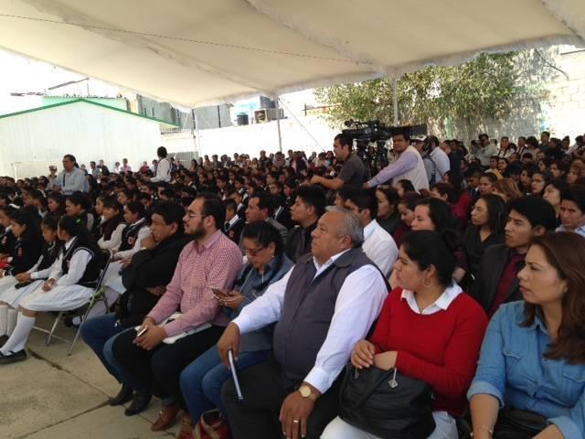 Invertirán más de 25 millones de pesos para escuelas afectadas por sismos en Tlaxcala