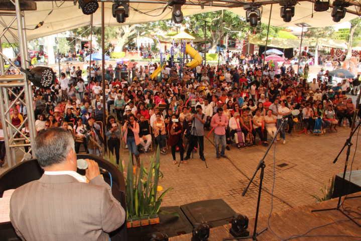La feria de Mazatecochco conserva tradiciones y costumbres: alcalde