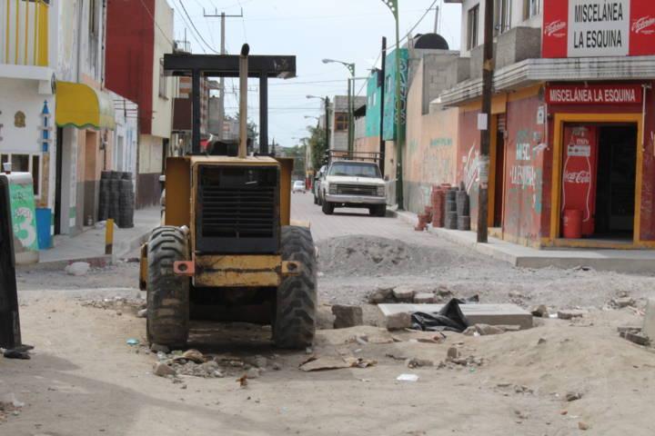 La 5 de febrero de San Bartolomé tiene un avance del 90 %: alcalde