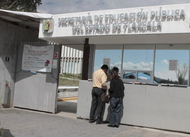Inicia SEPE revisión administrativa en Jardín de Niños de Chiautempan