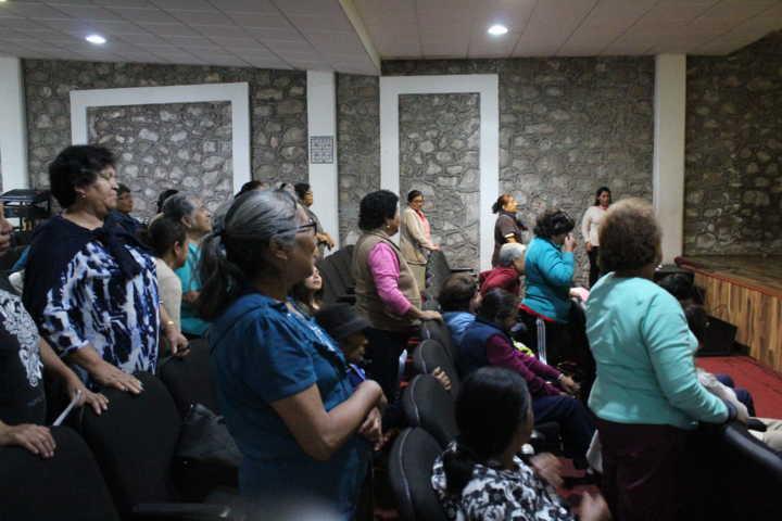 El SMDIF de SPM inaugura actividades en la semana del adulto mayor
