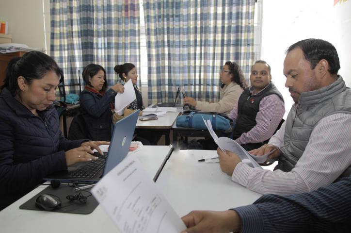 Afinan docentes ruta de mejora escolar en primer consejo técnico ordinario
