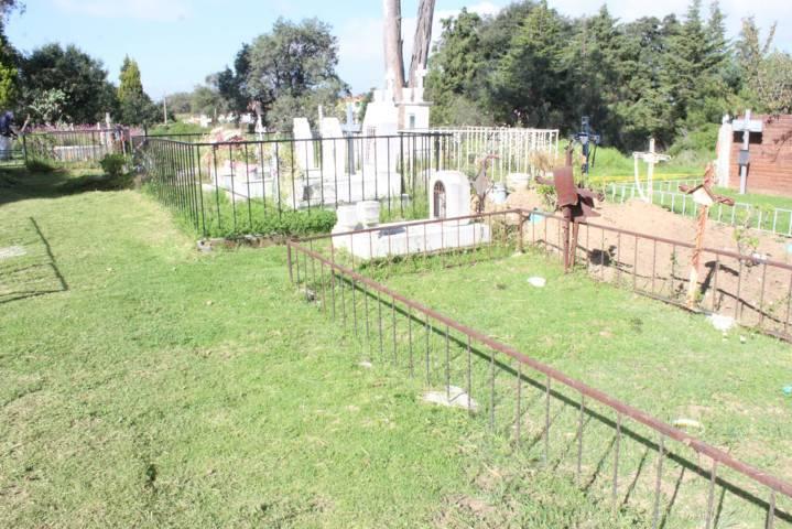 Panteones están listos para la celebración del Día de Muertos: alcalde