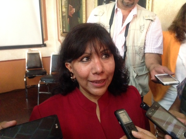 Usará ayuntamiento capitalino 17 mdp del FAIS: Anabell Avalos