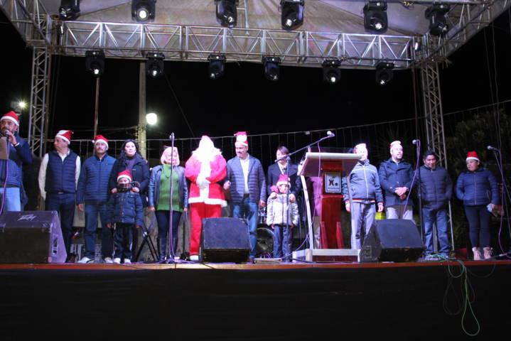 Que esta navidad sea para que fortalezcamos la unión familiar: alcalde