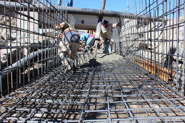 Avanzan trabajos de obra del Blvd. Yancuitlalpan de Huamantla
