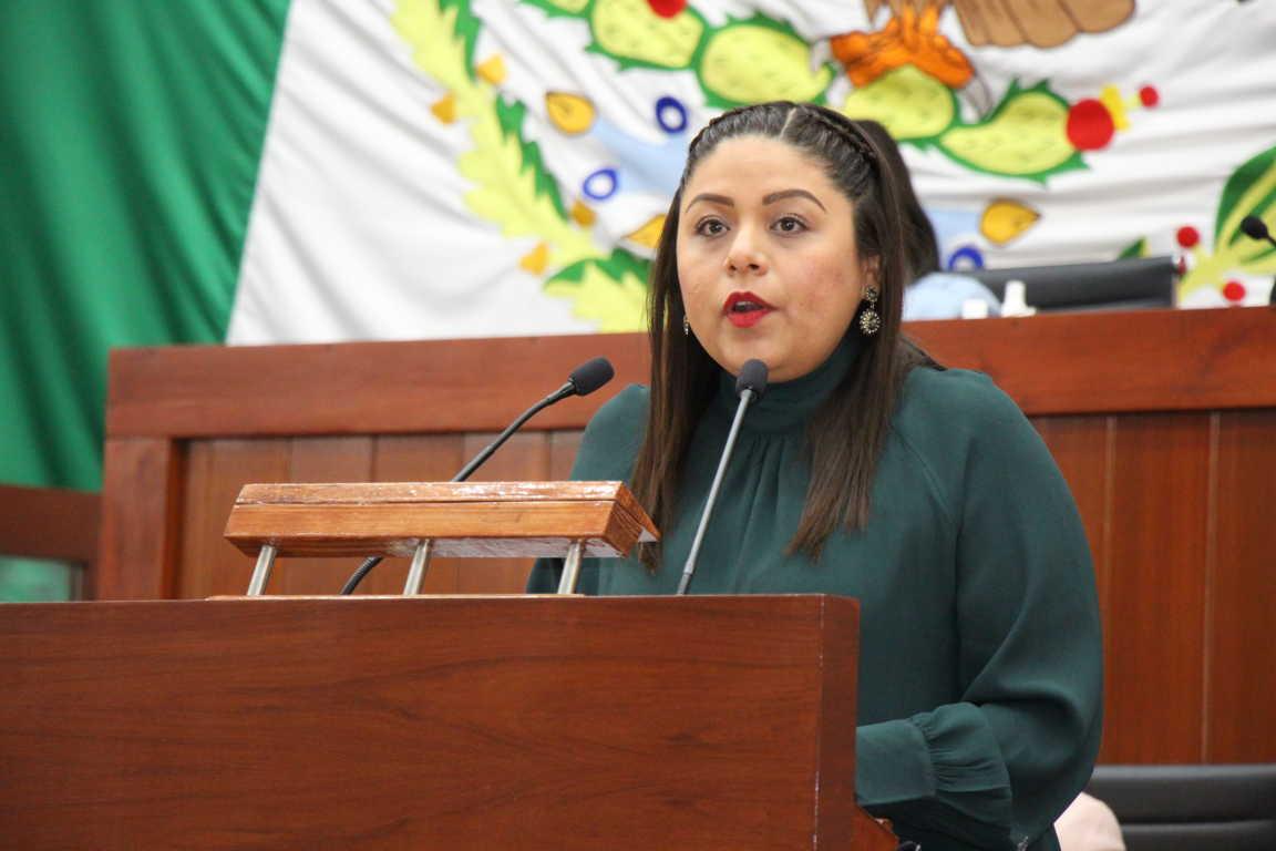 Propone Irma Garay reforma para juzgar y sancionar con perspectiva de género