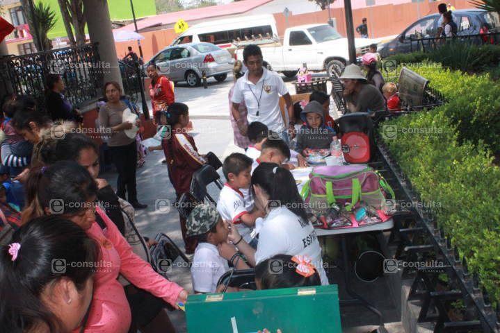Ayuntamiento celebra en grande el Día del Niño con mucha diversión