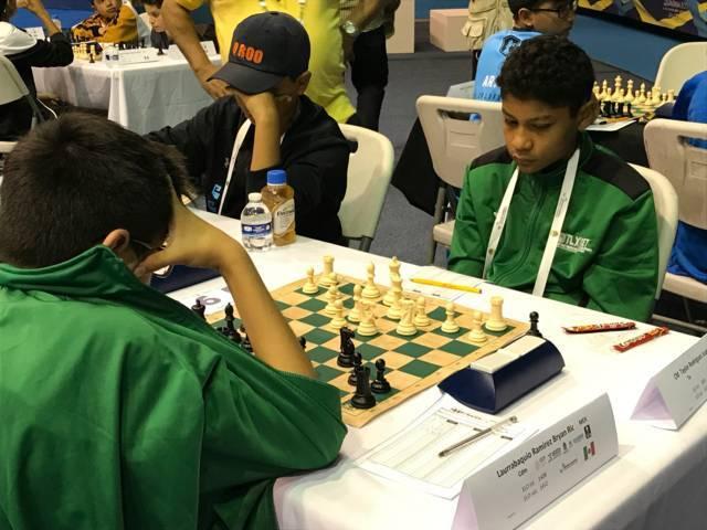 Finaliza ajedrecista Tlatoani López en cuarto lugar nacional