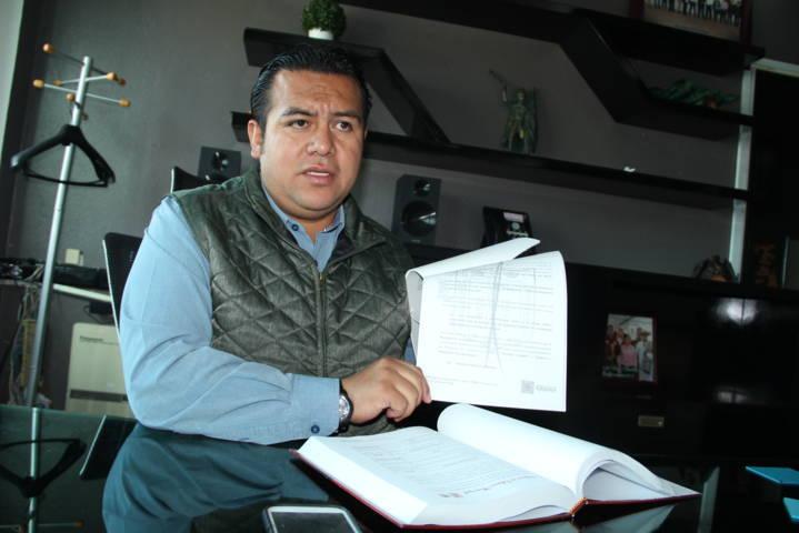 Los 420 mil pesos son devolución del ISR y se reparten en apoyos y en el cabildo: ARM