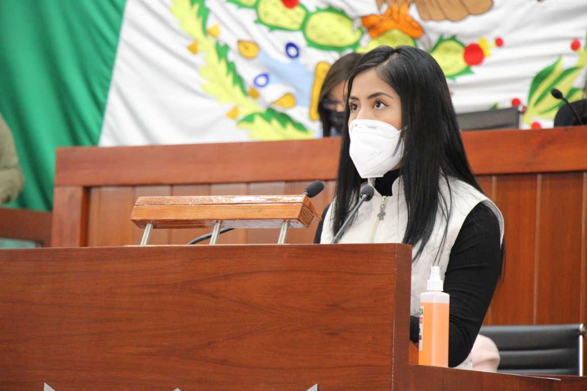 Con reforma a la ley de ecología, busca María Félix Pluma proteger áreas naturales de Tlaxcala