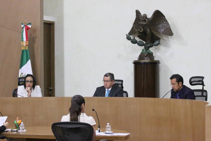 Impugna Ríos Piter rechazo a su candidatura