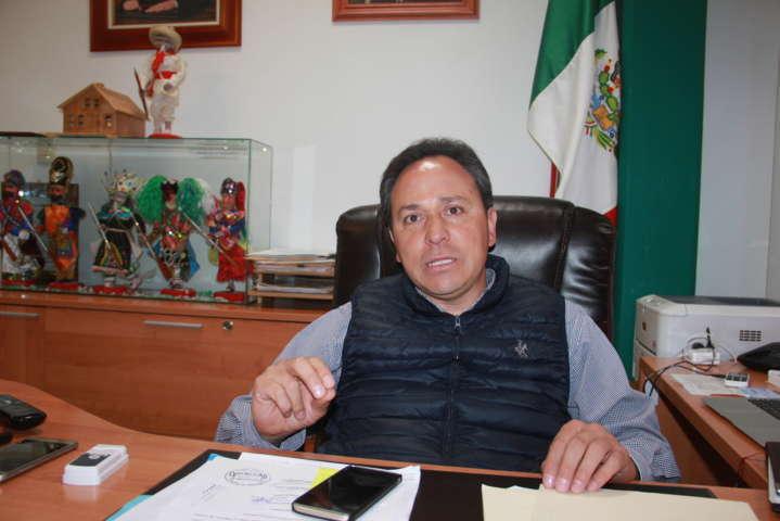 Reconoce alcalde apoyo del Gobernador González Zarur
