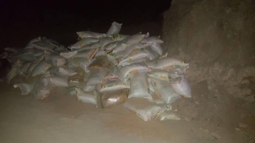 Recupera PGJE más de 15 toneladas de alimento para ganado y animal de traspatio